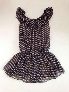 BN Polka Dots Dress