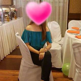Off shoulder Cinderella