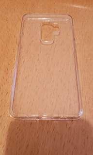 Samsung S9 plus 透明軟殼 手機套
