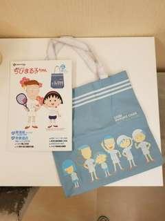 小丸子雜誌連小丸子Tote bag