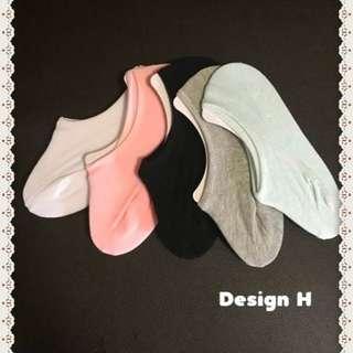 Korean Cute Socks For Sales ! (Design H)