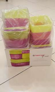 Tupperware Snowflake (range from RM15 to RM20 each)