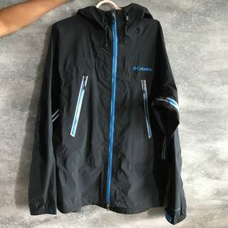 Columbia Rain Jacket (M)
