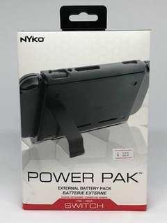[🇭🇰行貨] NYKO POWER PAK 任天堂 Switch 外置充電機殼