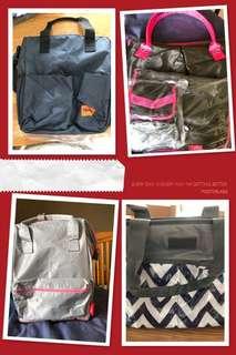 Baby Diaper Bag/ maternity bag