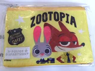 Zootopia細袋