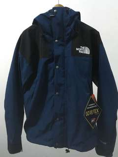 The North Face TNF mountain Jacket 1990 supreme 同款