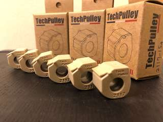 (Pre- order) TECH PULLEY Roller for Vespa GTS 300