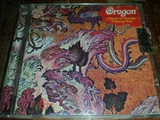 Music CD: Oregon–Music Of Another Present Era - Jazz