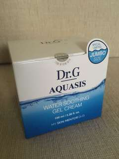 Dr G 100ml Water Soothing Gel Cream