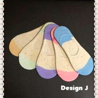 Korean Cute Socks For Sales ! (Design J)