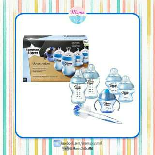 ‼️NEW‼️TOMMEE TIPPEE CTN Newborn Starter Set (BLUE)