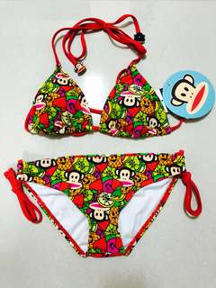 BNWT Paul Frank Fruity Bikini Set