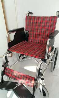 Allway 輪椅 可摺合