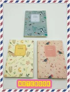 Design Notebook Free Postage!