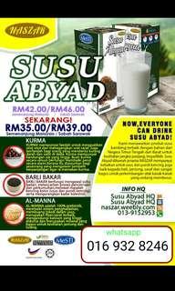 SUSU ABYAD