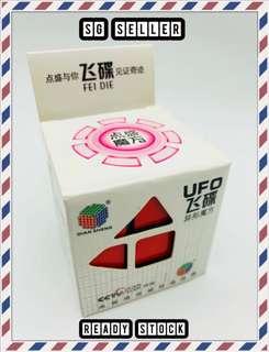 UFO Rubix Cube Free Postage!