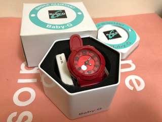 🚚 幾乎全新Baby-G手錶