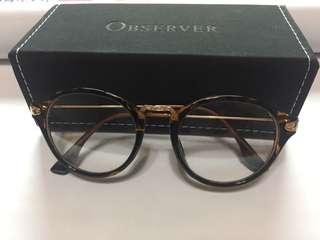 Observer Prescription Glasses