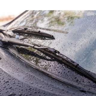 Frameless wipers for Citroen C4p Picasso 32/30 inch