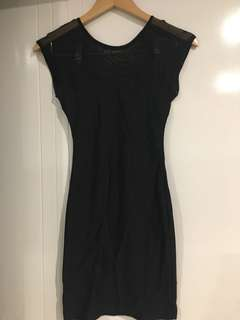 American Apparel - Black Dress