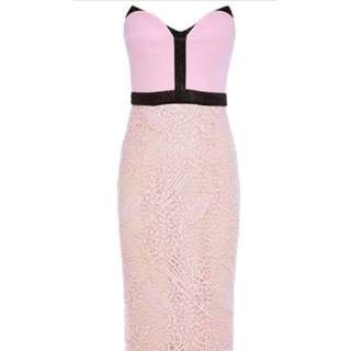 Manning Cartell lace and neoprene dress.  Worn once, over 50% off!