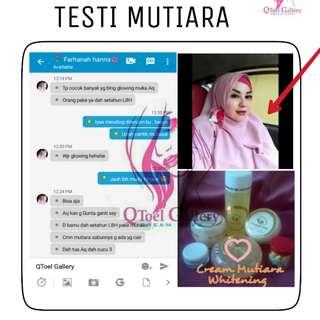 Cream Muka