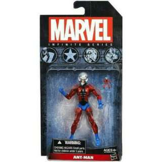 Antman Marvel Infinite Series Hasbro