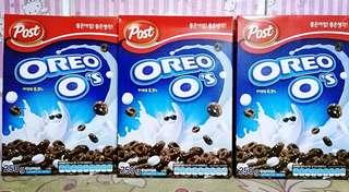 Oreo O's Cereal