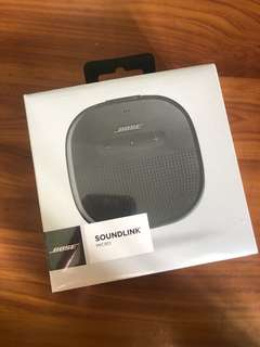 Bose Soundlink Micro - Bluetooth Speaker