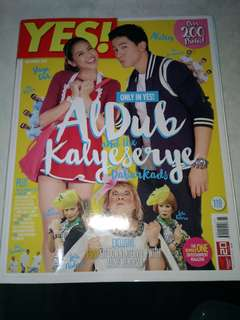Yes! Magazine Aldub