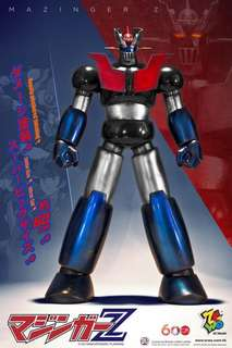 Brand new Vinyl Mazinger Z (battle version) 鐵甲萬能俠戰損