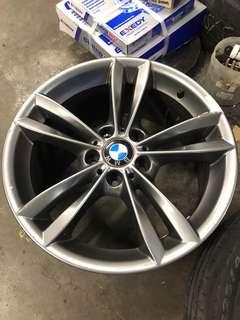 """BMW F30 330e Rim 18"""""""