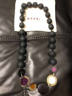 Authentic Marni Necklace