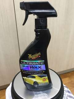 Meguiar's Ultimate Wax