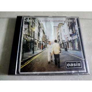 Oasis CD (What's The Story) Morning Glory ?