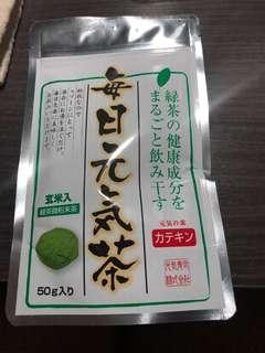 元氣綠茶粉