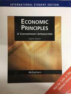 a level and university economics textbook