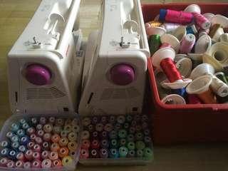 Janome 350e Embroidery Machine / Mesin Sulam