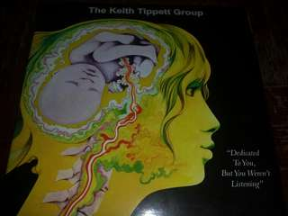 Music CD: The Keith Tippett Group–Dedicated To You, But You Weren't Listening - Jazz Rock