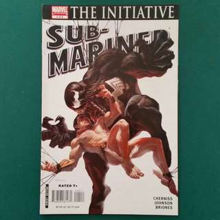 Sub-Mariner No.4 comic