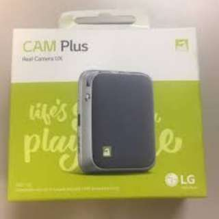 LG G5 Cam Plus Camera Grip Extended Battery (Silver)