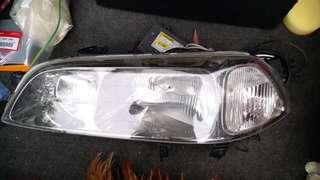 CF4 CL1 euroR sirt 大燈頭燈