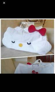 Limited Edition! Collector's Item! Hello Kitty Cloud Face Bag