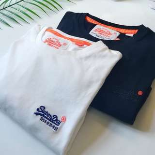 Superdry vintage embroidery tee