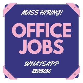 URGENT >>✮ BANK ADMIN // 4 TO 12 MONTHS AVAILABLE // GOOD EXPOSURE!!! BUILD RESUME NOW!! ✮