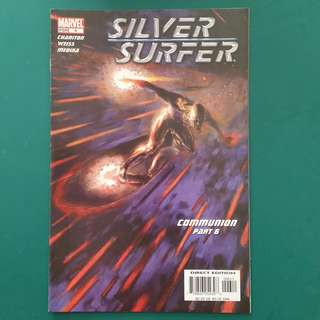 Silver Surfer No.6 comic