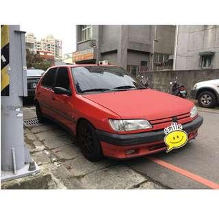 1994年 寶獅306XR 1600CC 限量原廠手排
