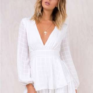 Dear Diamond Playsuit