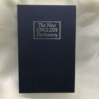 The new english dictionary